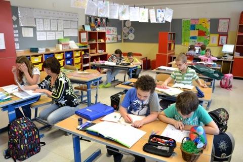 Schulische Nachmittagsbetreuung